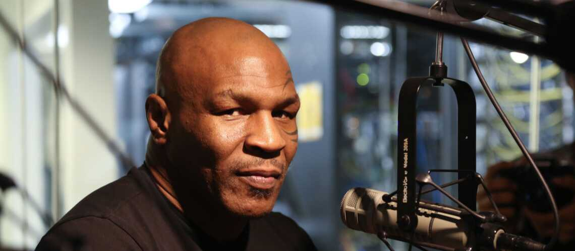 Mike Tyson trouve Musso­lini inspi­rant