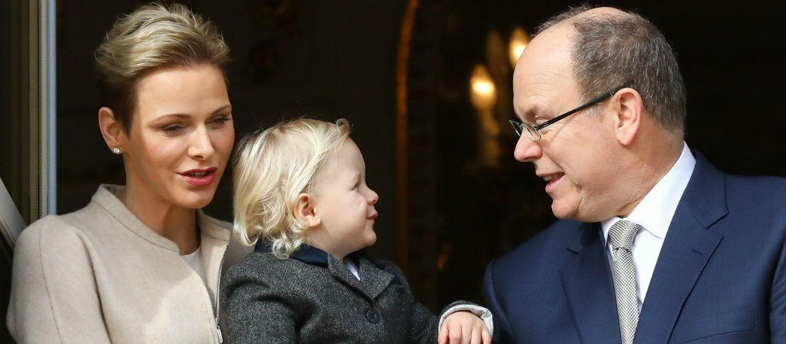 PHOTOS – Charlène et Albert de Monaco: les pitreries de leurs jumeaux Gabriella et Jacques à la Sainte-Dévote