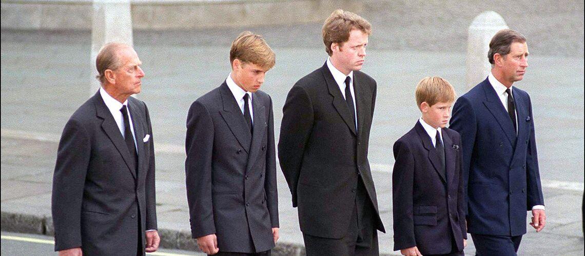 Charles Spencer, le frère de Lady Di, fait encore des cauchemars de son enterrement