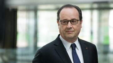 PHOTO – Si Emmanuel Macron a Bono et Rihanna, François Hollande aussi a son people
