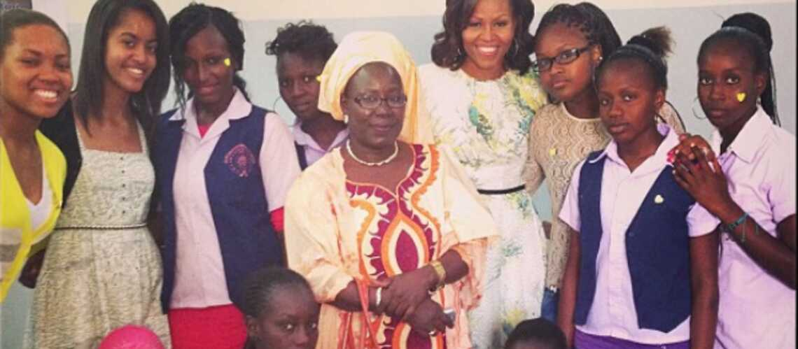 Michelle Obama débarque sur Instagram
