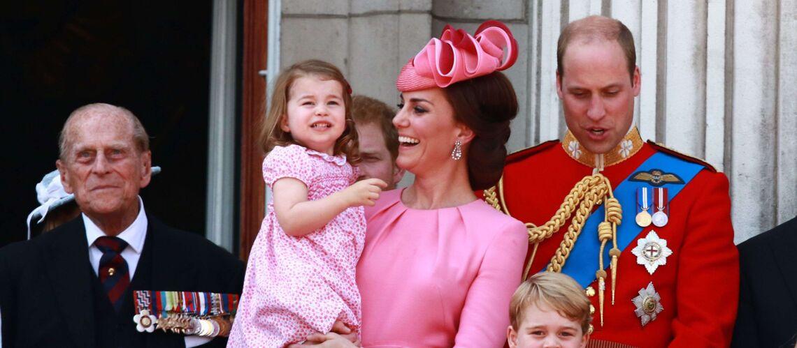 PHOTOS – Kate Middleton très proche de sa fille Charlotte: elle accorde systématiquement leurs tenues