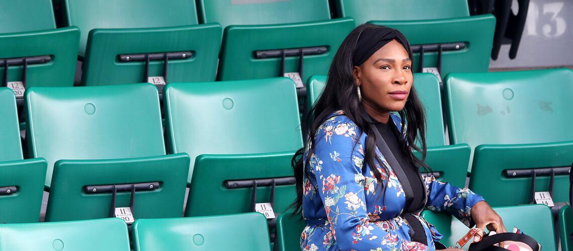 PHOTO – Serena Williams, superbe, pose enceinte et nue pour Vanity Fair