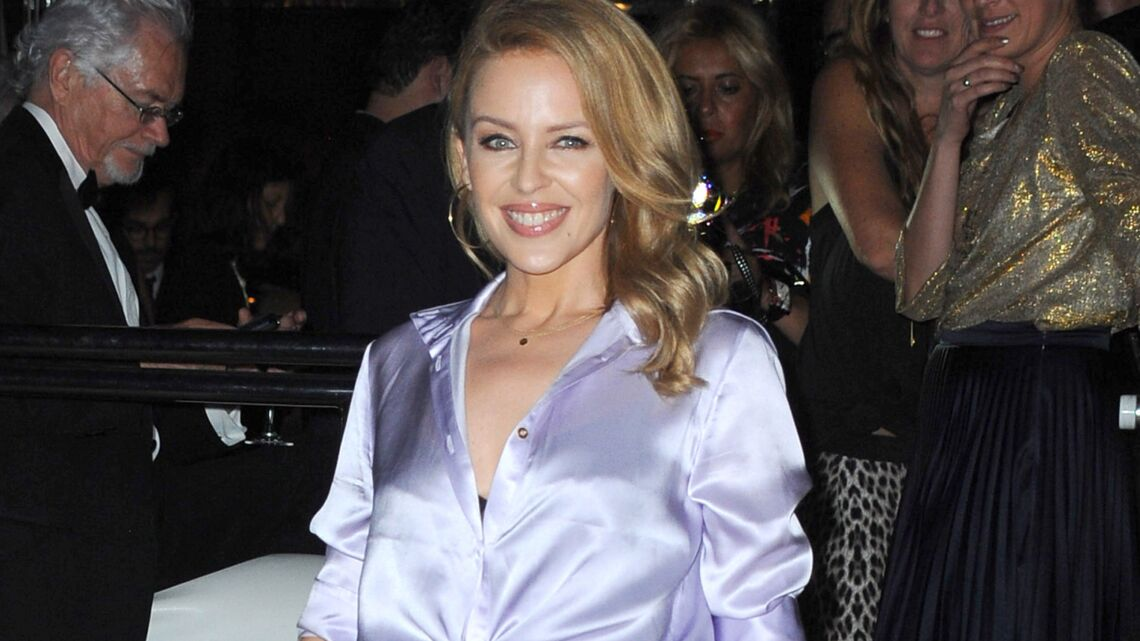 Vidéo – Crystallize, le nouveau clip de Kylie Minogue