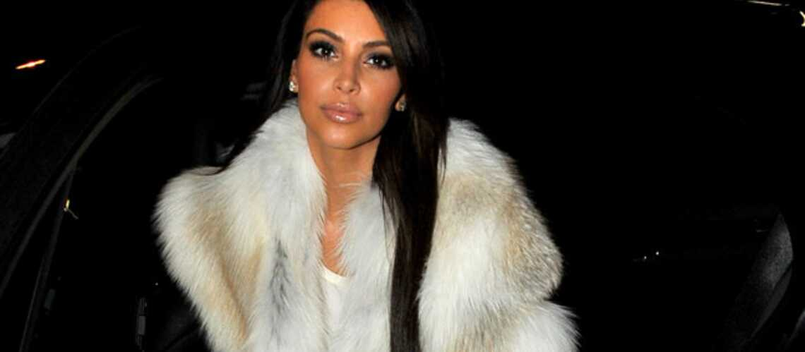 Kim Kardashian, agressée par la Peta