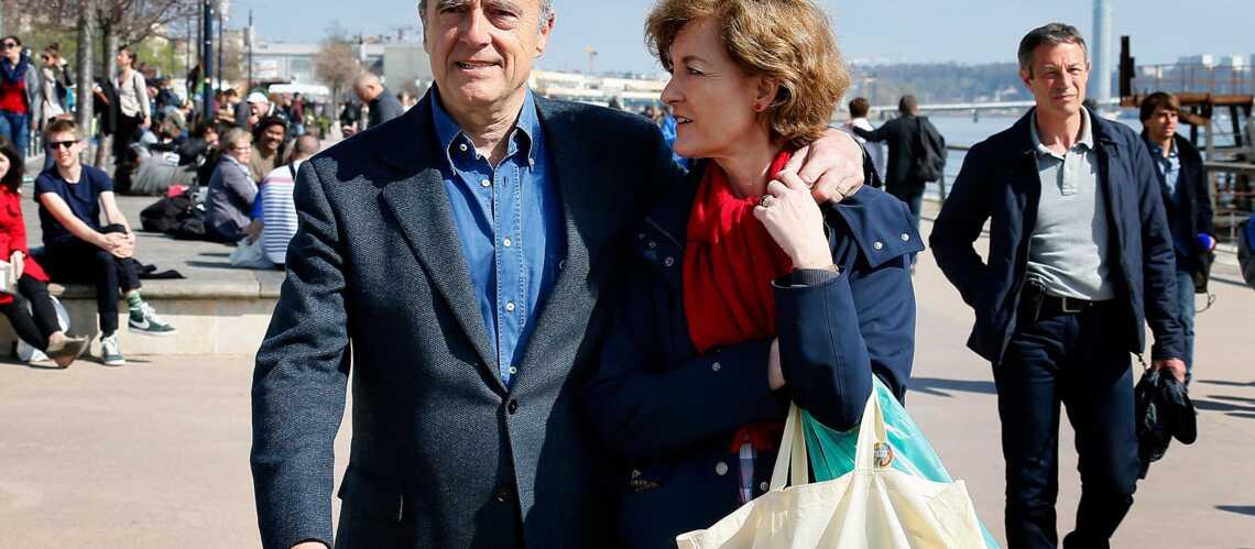 Alain Juppé: avec Isabelle, il repart au combat