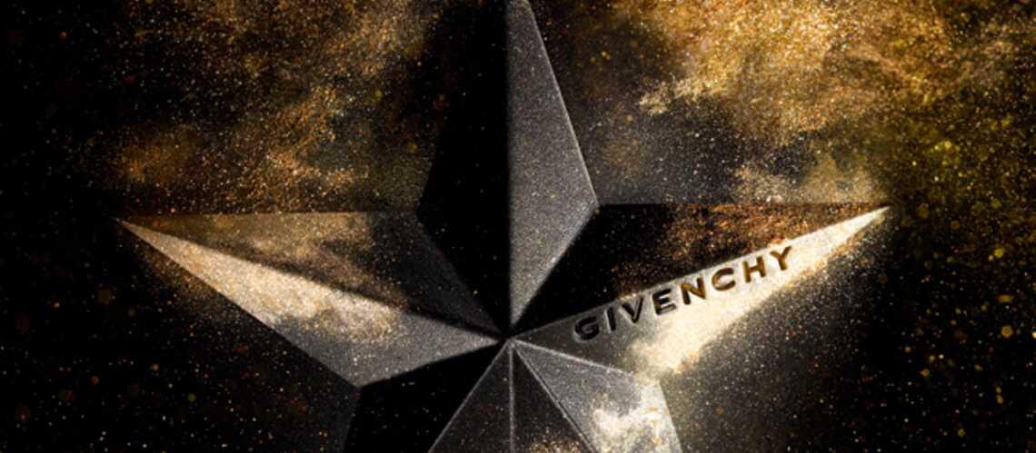 Noël sous le signe de l'or chez Givenchy