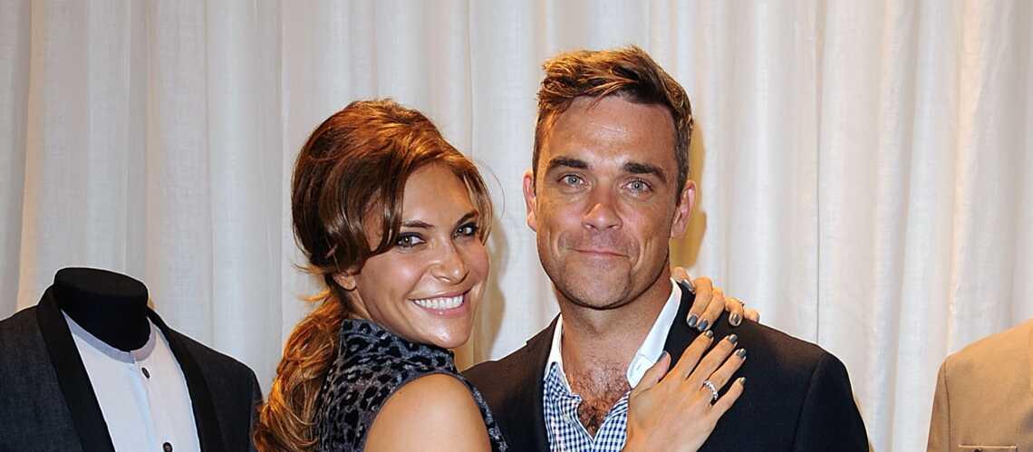 Robbie Williams: Ayda Field accouche en Louboutin
