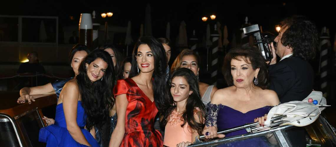 Photos- George Clooney Amal Alamuddin les détails de leur dernière soirée de célibataires