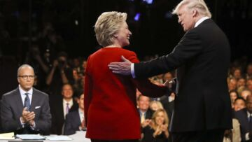 VIDEO – Les 5 infos insolites à retenir du débat Trump Clinton