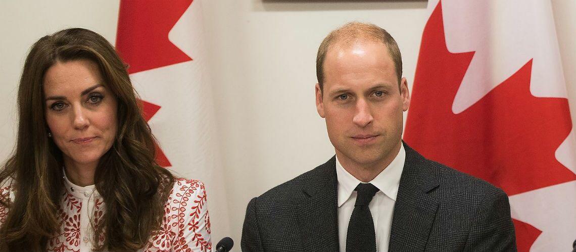 Prince William: Au Canada, il passe pour un cancre