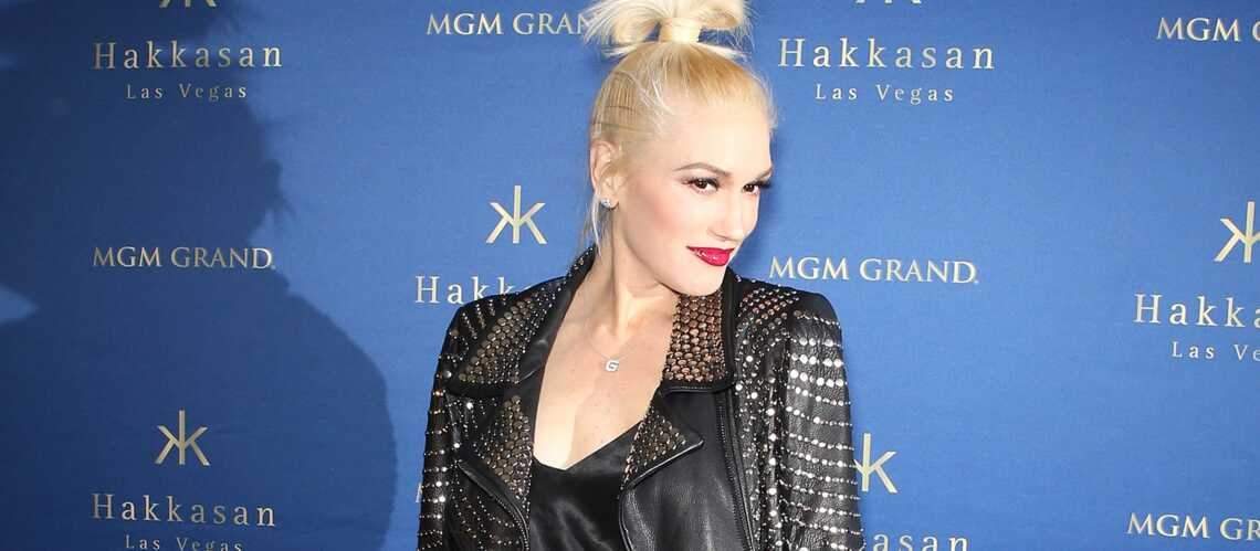 Coif­fure de star: la queue-de-cheval rock de Gwen Stefani