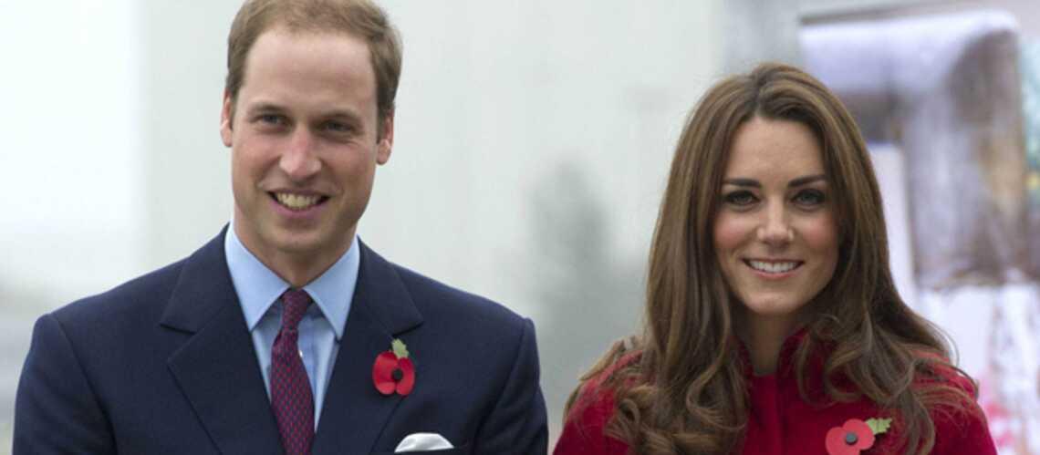 Kate et William: un an d'amour