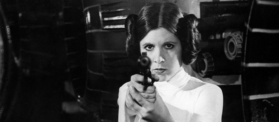 La carrière secrète de Carrie Fisher: «Une femme incroyablement pleine de talents»