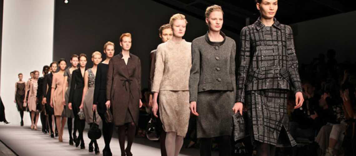 Coup d'envoi de la Fashion Week parisienne