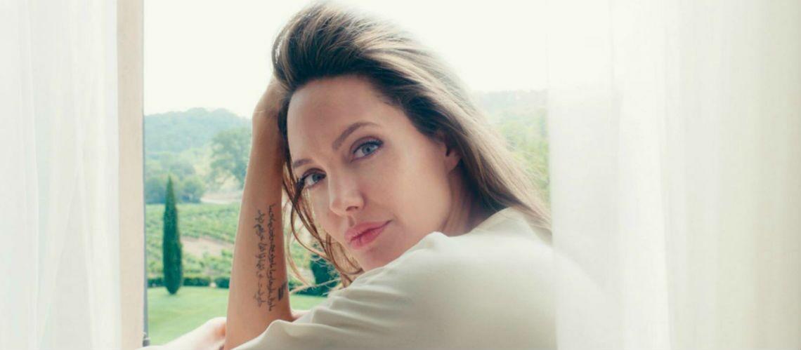 VIDÉO – Angelina Jolie: ses premières images pour Guerlain dévoilées