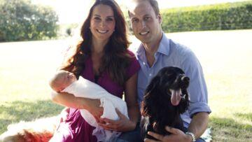 Où est passé le petit chien de Kate Middleton?