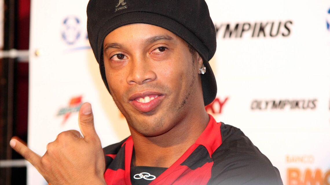 Ronaldinho: chanter n'est peut-être pas une bonne idée