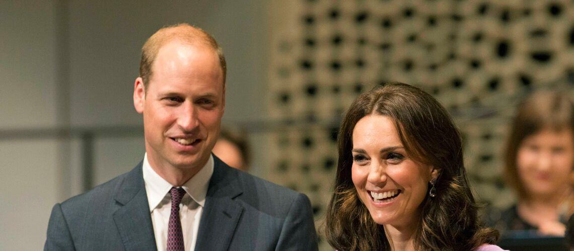 Kate Middleton a-t-elle révélé le sexe de son 3e enfant?