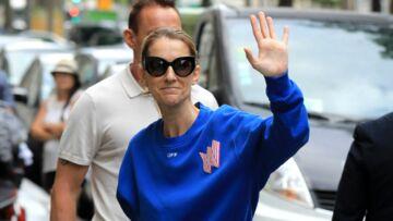 PHOTOS – À Paris, Céline Dion s'offre une journée shopping avec ses jumeaux Eddy et Nelson