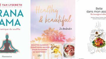 Bien-être: Détox, Yoga, Beauté… 8 livres pour prendre soin de soi
