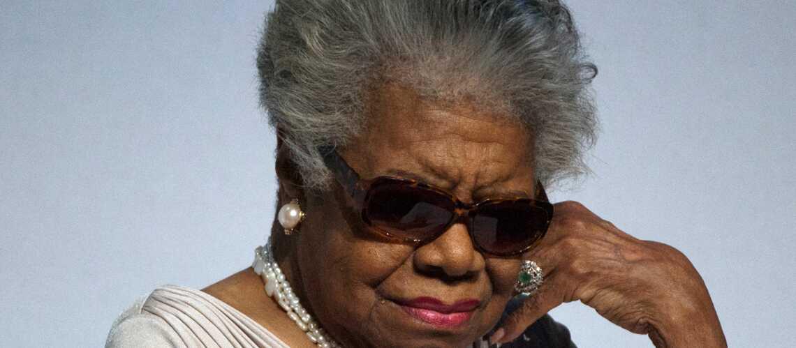 Maya Angelou nous a quitté