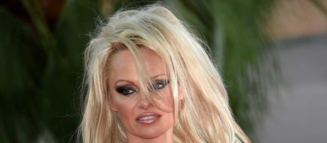Coiffure de star: Pamela Anderson
