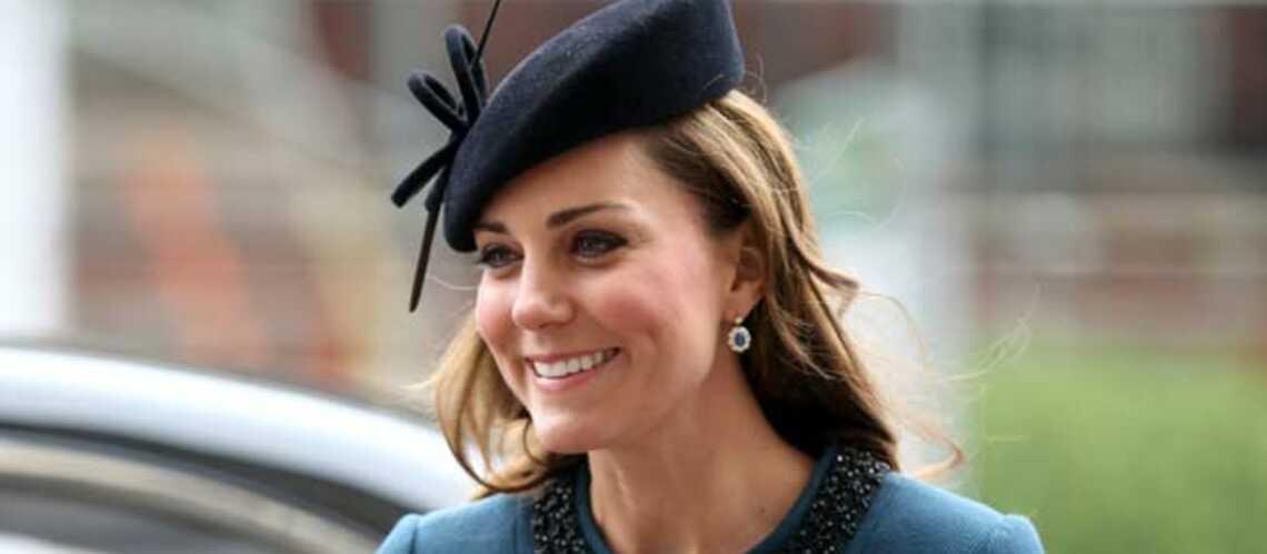Kate Middleton profite enfin de sa grossesse