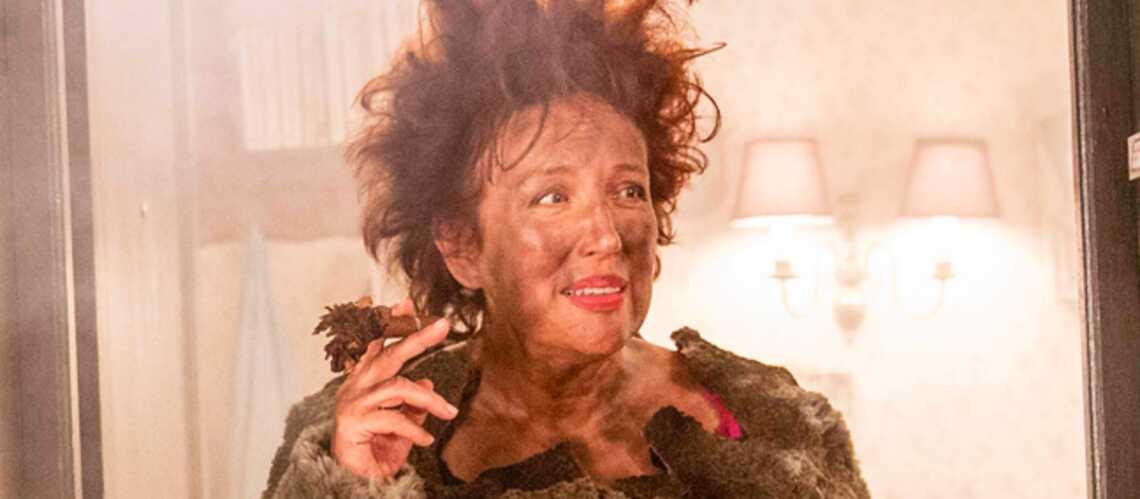Roselyne Bachelot comédienne sur TF1