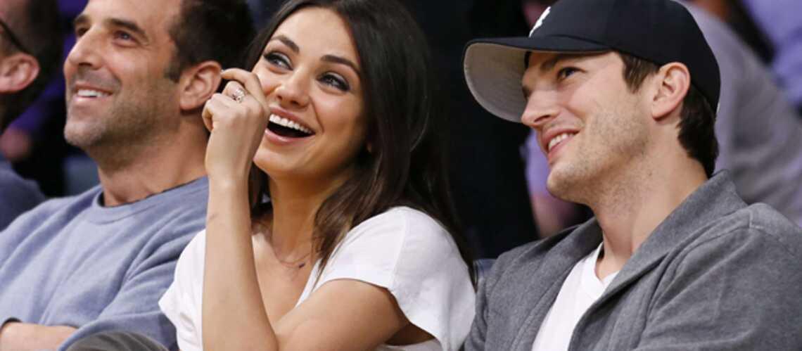 Ashton Kutcher et Mila Kunis, mariage imminent