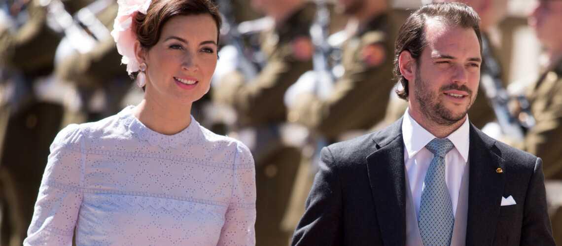 La princesse Amalia de Luxembourg a un petit frère