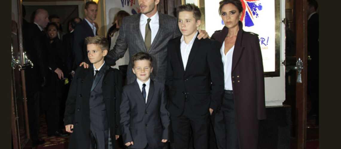 David Beckham se prend un carton