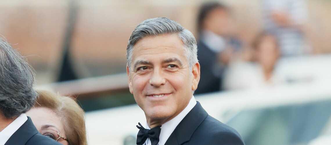George Clooney a dit «oui» à Amal Alamuddin