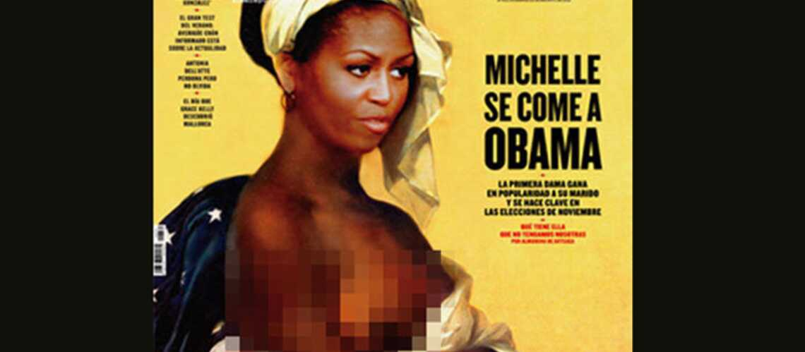 Michelle Obama, esclave… de son image