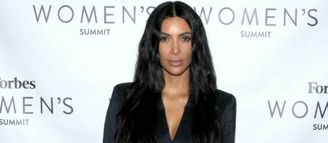 PHOTO – Kim Kardashian a craqué maintenant elle se voit en First Lady