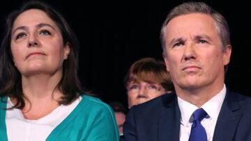 Nicolas Dupont-Aignan: qui est sa femme? Cette ancienne avocate qui travaille avec lui