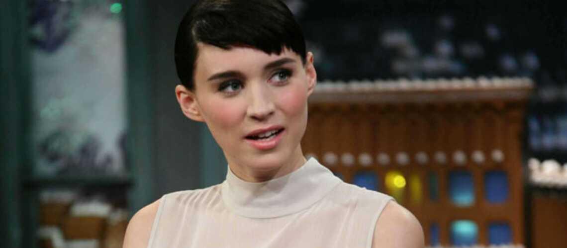 T'as le look… Rooney Mara!