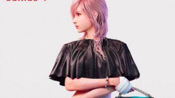 Lightning, star du jeu vidéo, nouvelle égérie de Louis Vuitton