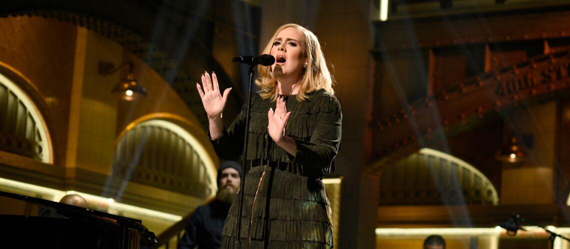 Adele bientôt mariée en secret?