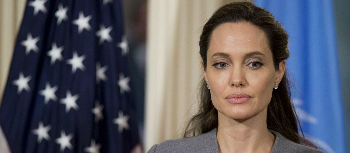 L'arme d'Angelina Jolie contre Brad Pitt: une vidéo où il l'agresse