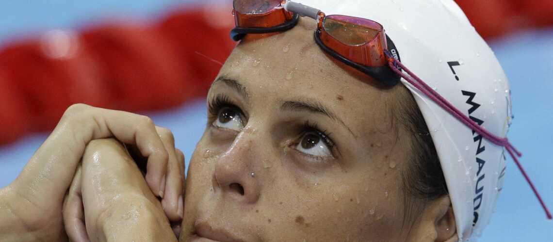 Laure Manaudou touchée coulée