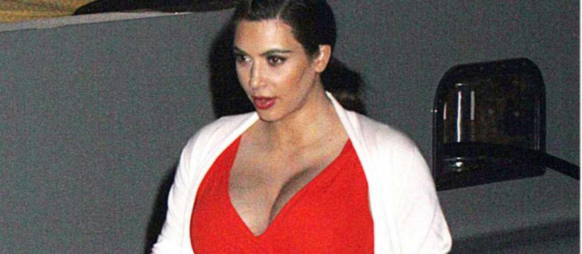 Kim Kardashian: tout sur le prénom de sa fille