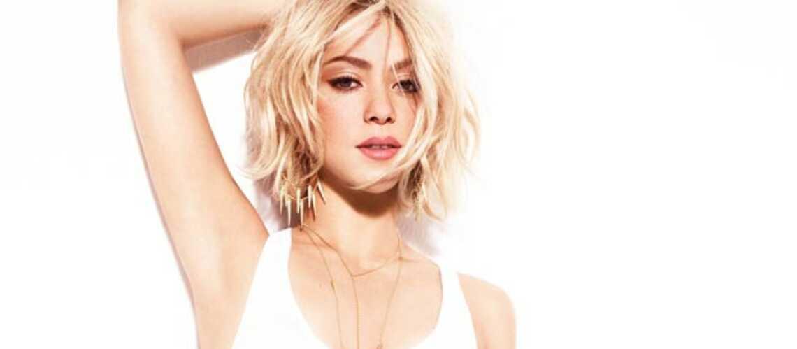 "Shakira: ""mon homme m'aime sans make-up"""