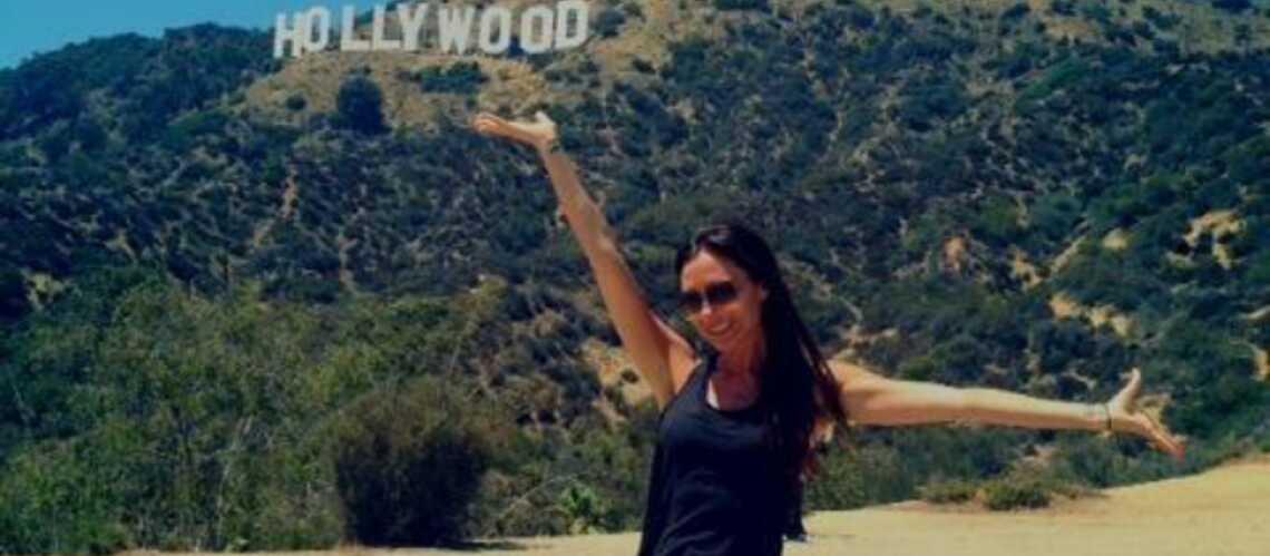 Victoria Beckham heureuse d'être de retour à Los Angeles