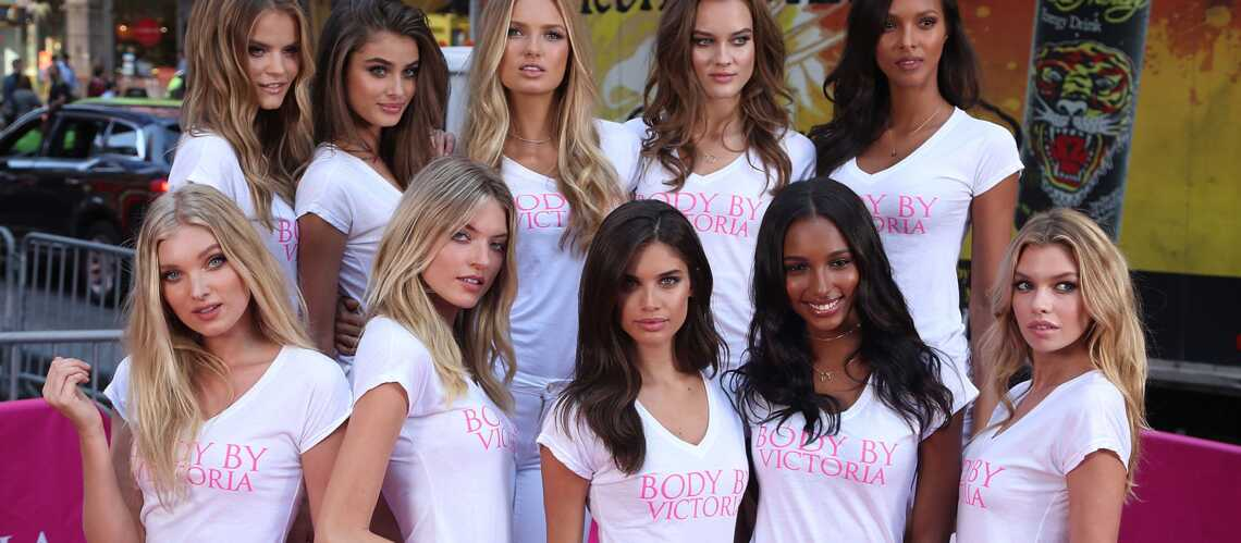 Victoria's Secret: dix anges tombés du ciel