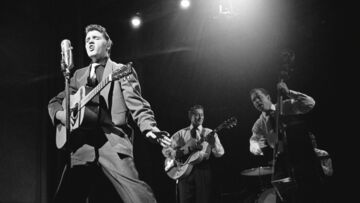 Scotty Moore, le guita­riste d'Elvis, est mort.