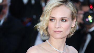 """PHOTO – Emmanuel Macron félicite Diane Kruger pour son prix à Cannes: """"Je suis heureux de cette distinction"""""""