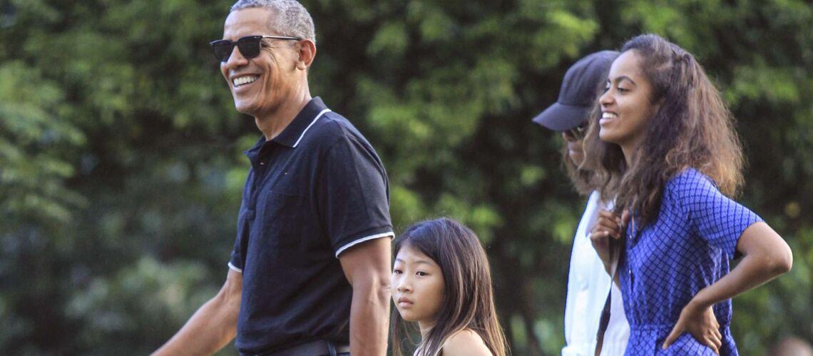 PHOTOS – Malia Obama: sa petite robe parfaite pour l'été, elle devient une vraie fashionista