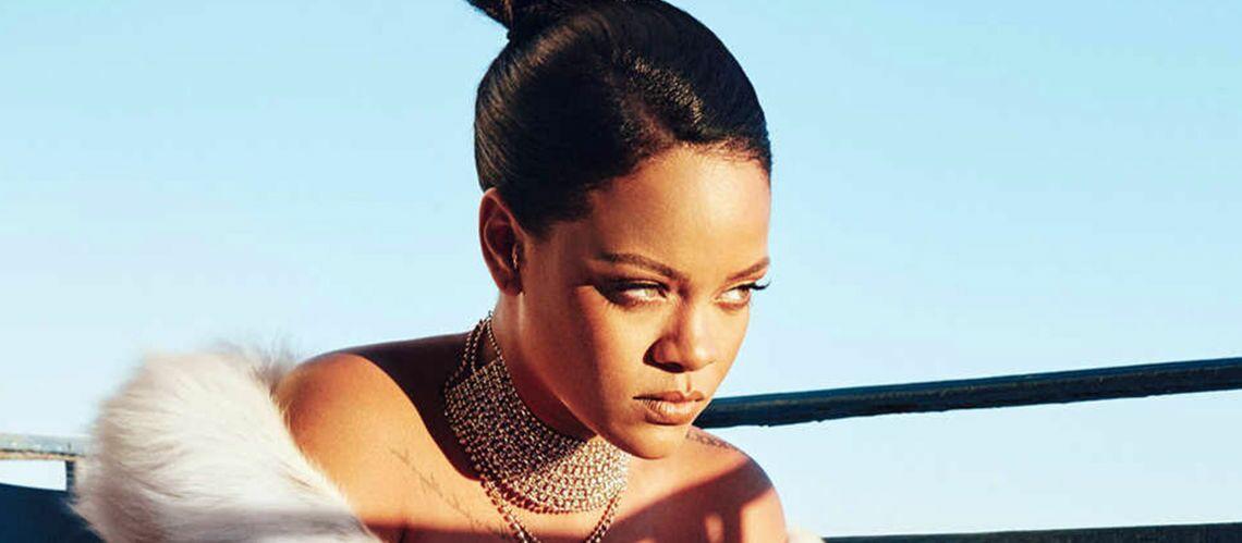 PHOTOS – Rihanna: en smoking rayé et doudoune, avec son nouveau petit-ami, Hasaan Jameel, en vacances en Espagne