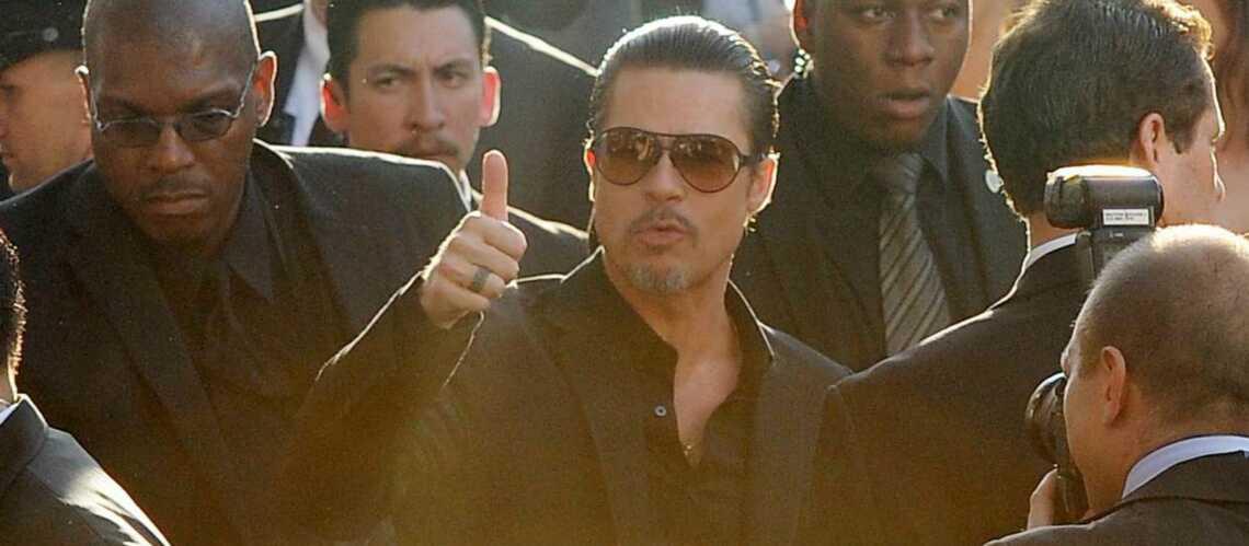 Les tribulations d'un Brad Pitt en Chine
